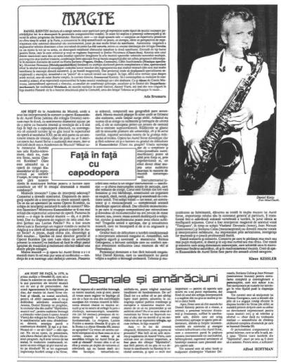 Actualitatea 1991