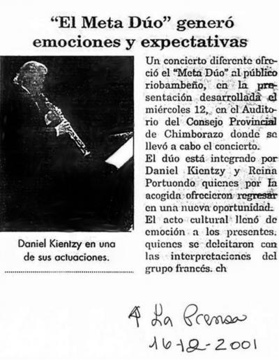 La Prensa Espagne