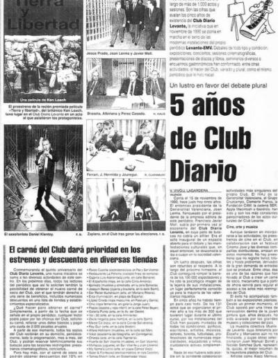 Levante Club Diaro