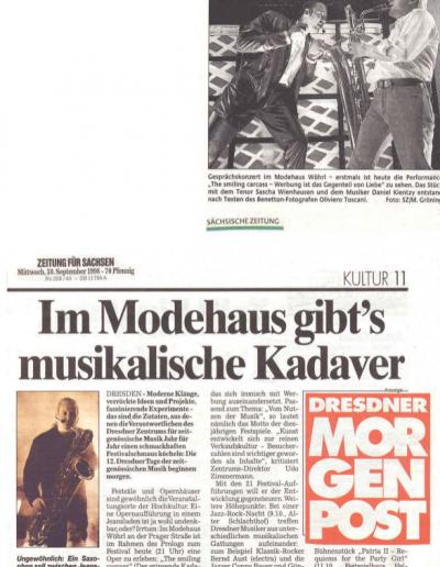 Zeitung für Sachsen